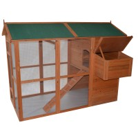 Chicken Coop (WP001S) Grade A