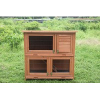 Large Rabbit Hutch WP-R015