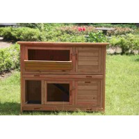 Large Rabbit guinea pig hutch WP-R060