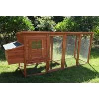 Chicken Coop / Rabbit Hutch (WP006L)