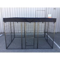 150cm High 10 Panels Heavy Duty Pet Dog Chicken Playpen Cage