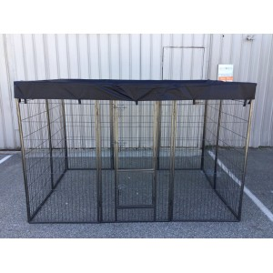 150cm High 10 Panels Heavy Duty Pet Dog Chicken Playpen Cage