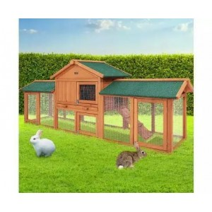 Pet Chicken Rabbit Cat Coop-Hutch-Pen-Cage-House ( Code: WP-R015 )