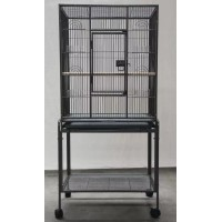 161cm Bird Cage Parrot Aviary Pet Budgie Perch Castor with Stand  WPA215-2
