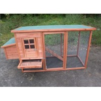 Chicken Coop / Rabbit Hutch (WP006)