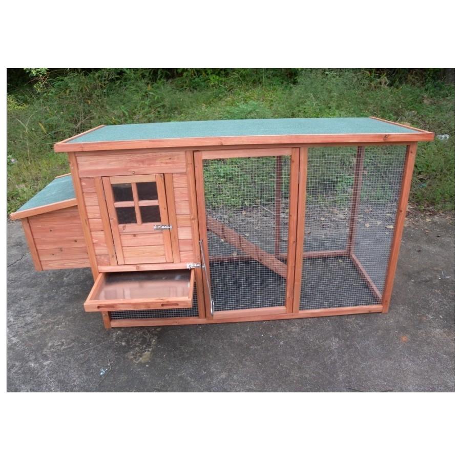 chicken hutch